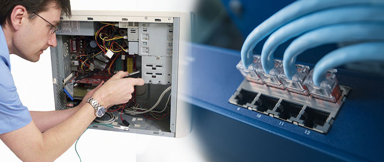 Georgia Onsite Computer Repair, Network, Voice & Data Cabling Services